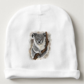 Baby Koala and Elephant Beanie Hat Baby Beanie