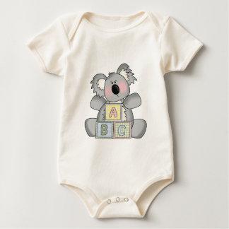 Baby Koala Bear Baby Bodysuit