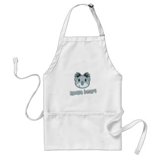 Baby Koala Bear Cartoon Standard Apron
