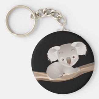 Baby Koala Key Chain