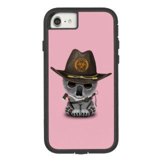 Baby Koala Zombie Hunter Case-Mate Tough Extreme iPhone 8/7 Case