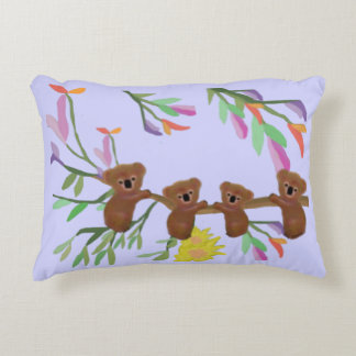Baby Koalas Decorative Cushion
