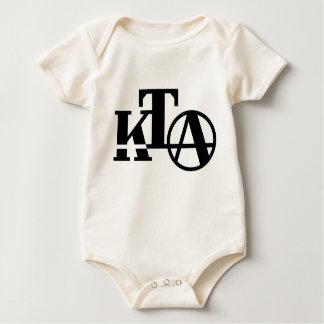 Baby KTA Sleepers Baby Bodysuit