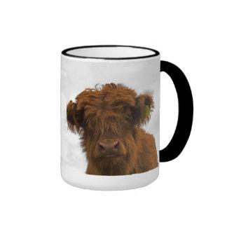 Baby Kuh Kaffeetasse