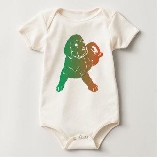 Baby Lab Love Baby Bodysuit