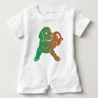 Baby Lab Love Baby Bodysuit