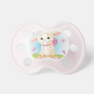 BABY LAMB PACIFIER! BABY PACIFIERS