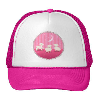 Baby Lambs Hats