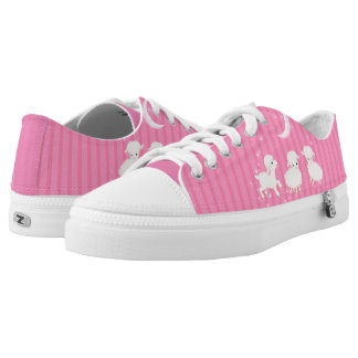 Baby Lambs Low Tops