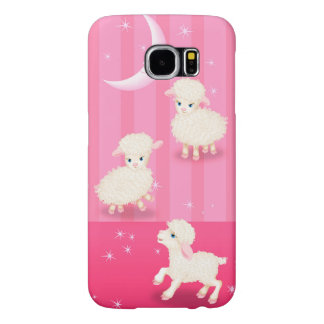 Baby Lambs Samsung Galaxy S6 Cases