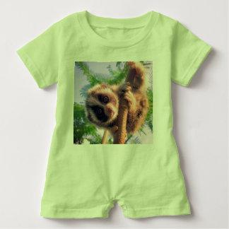 Baby Lemur Baby Bodysuit