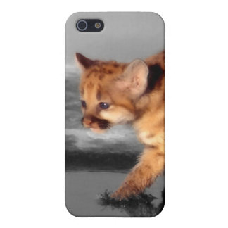 Baby Leopard iPhone 5/5S Case
