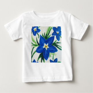 Baby Lily Flower Baby T-Shirt