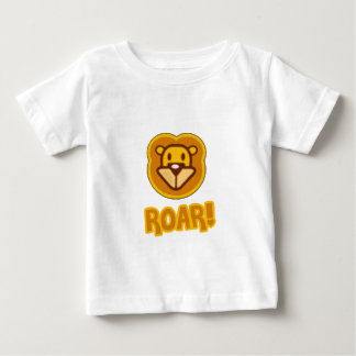 Baby Lion Cartoon Baby T-Shirt