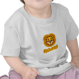 Baby Lion Cartoon Tees