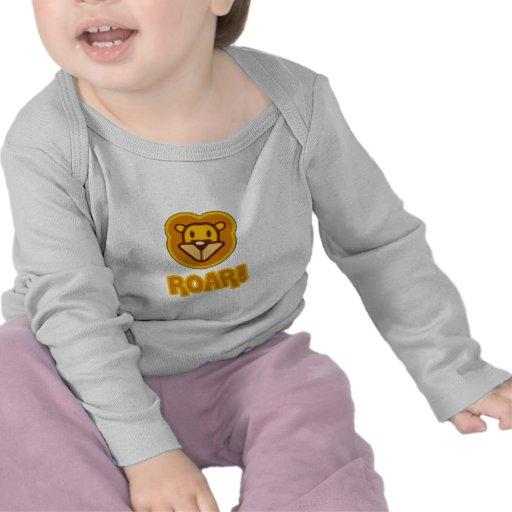 Baby Lion Cartoon Tshirts