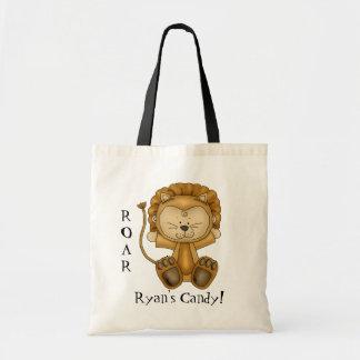 Baby Lion-Halloween Goody Bag/Personalise Tote Bag