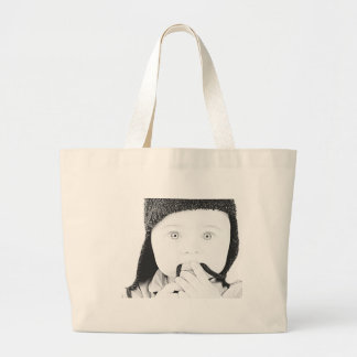 Baby (little boy) tote bags