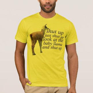 baby llama shirt
