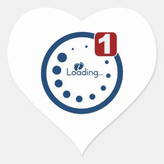 Baby Loading Plus Notification Sticker