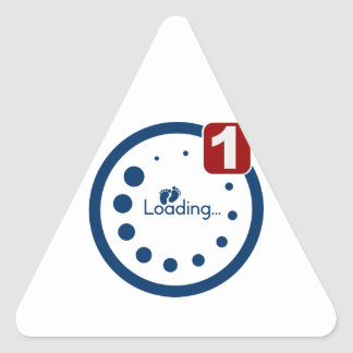 Baby Loading Plus Notification Stickers