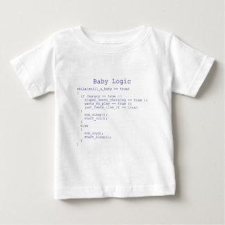 Baby Logic T-shirts