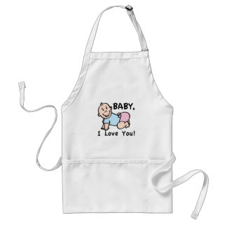 Baby Love Aprons