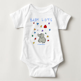 BABY LOVE (blue or Shirt