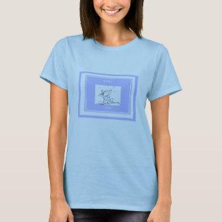 BABY  LOVE BLUE T-Shirt