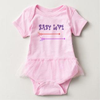 Baby Love Tutu baby girl bodysuit