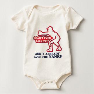 Baby Love Yanks Baby Bodysuit