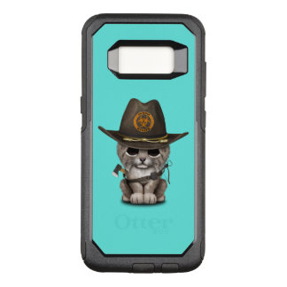 Baby Lynx Zombie Hunter OtterBox Commuter Samsung Galaxy S8 Case