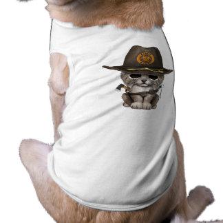 Baby Lynx Zombie Hunter Shirt