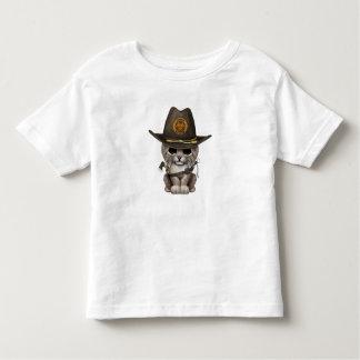 Baby Lynx Zombie Hunter Toddler T-Shirt