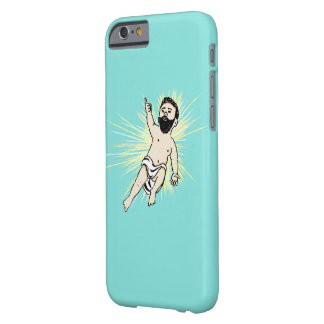 Baby Man Phone Case-Green Barely There iPhone 6 Case