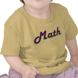 Baby Math Tees