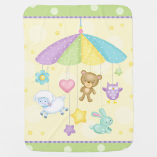 Baby Mobile Blanket