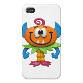 Baby Monster iPhone 4 Case