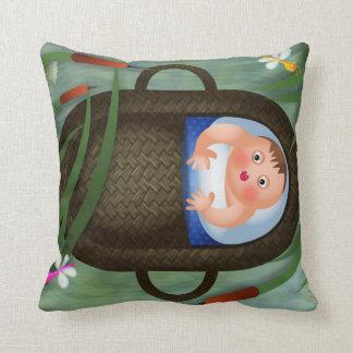 Baby Moses Passover Cartoon Cushion