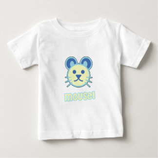 Baby Mouse Cartoon Baby T-Shirt