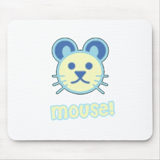 Baby Mouse Cartoon Mousepads