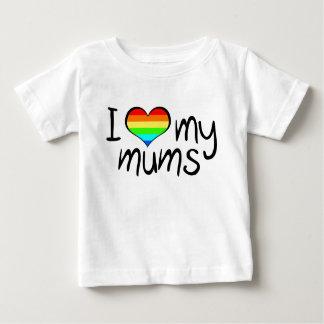 Baby mums tshirt