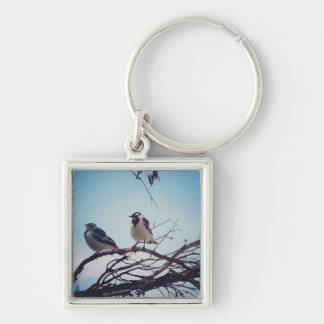 baby murray magpies key ring