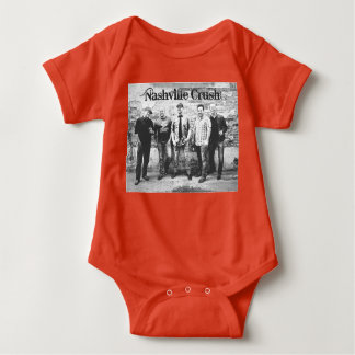 baby nashville crush outfit baby bodysuit
