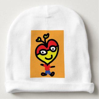 baby nerd heart baby beanie