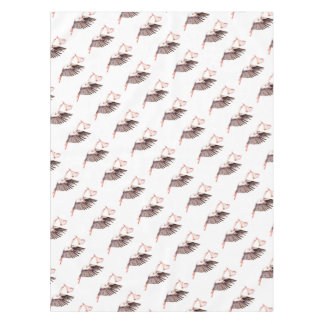 Baby on Stork Tablecloth