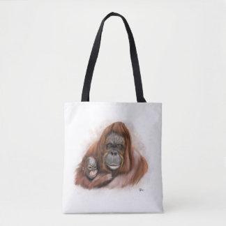 Baby Orang-utan Tote Bag