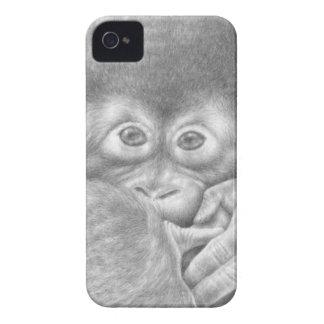 Baby Orangutan Case-Mate Case Case-Mate iPhone 4 Case