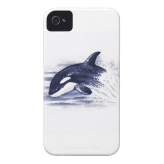 Baby Orca Jump iPhone 4 Case-Mate Cases
