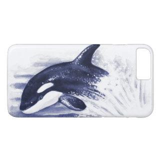 Baby Orca Jump iPhone 8 Plus/7 Plus Case